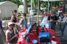 SUMMER ART CAMPS!